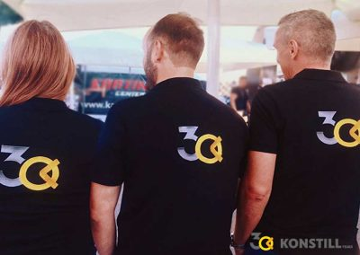 KONSTILL 30 let Karting center Ljubljana 6.9.2021